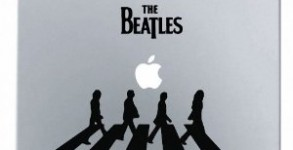 Beatles Abbey Road Apple Macbook
