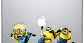 Descpicable Me Minions Apple Macbook