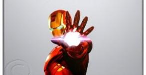 Iron Man 2 Apple Macbook