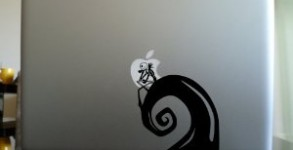 Nightmare before Christmas Apple Macbook