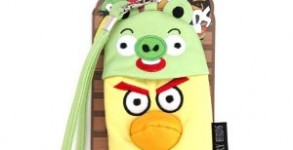 Angry birds iPhone Pouch Case