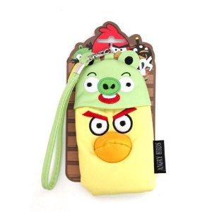 Angry Birds universal iPhone Pouch Case