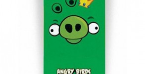 Angry birds iPhone cover Pig King