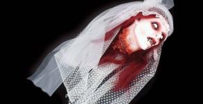 Severed vampire brides head