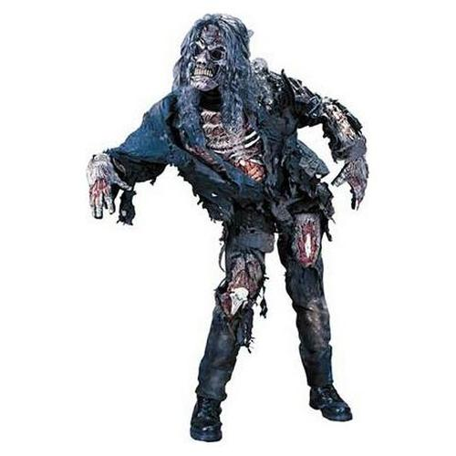 3D Zombie Halloween Costume for Men