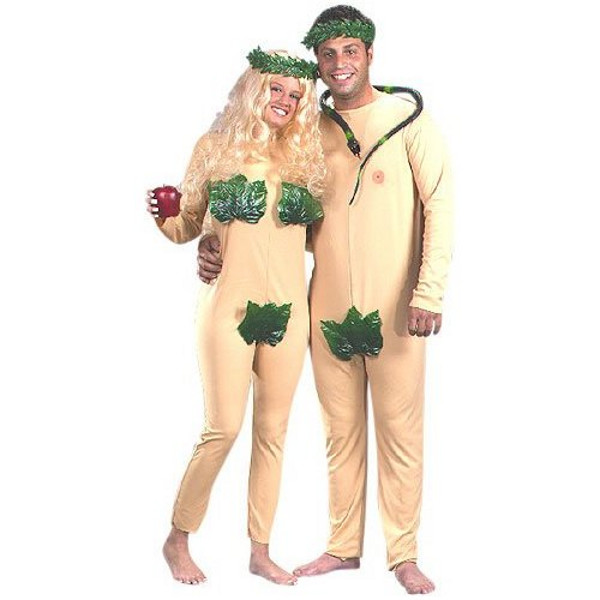 Adam And Eve Costumes Adam And Eve Halloween Costume
