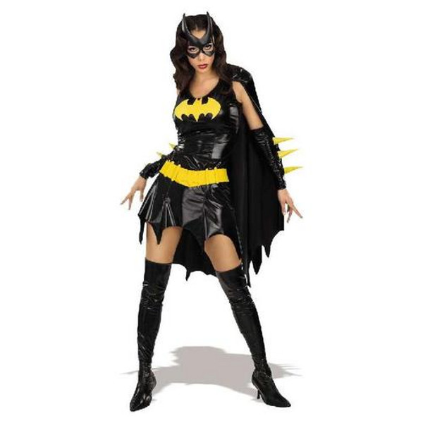 Batgirl Halloween Costume for Women