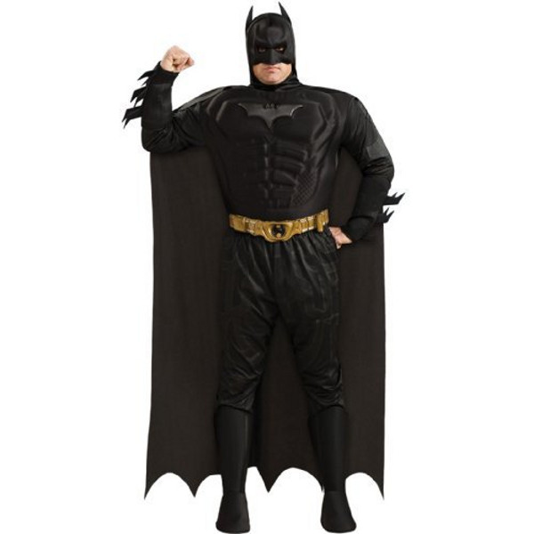 Batman Dark Knight Halloween Costume for Men