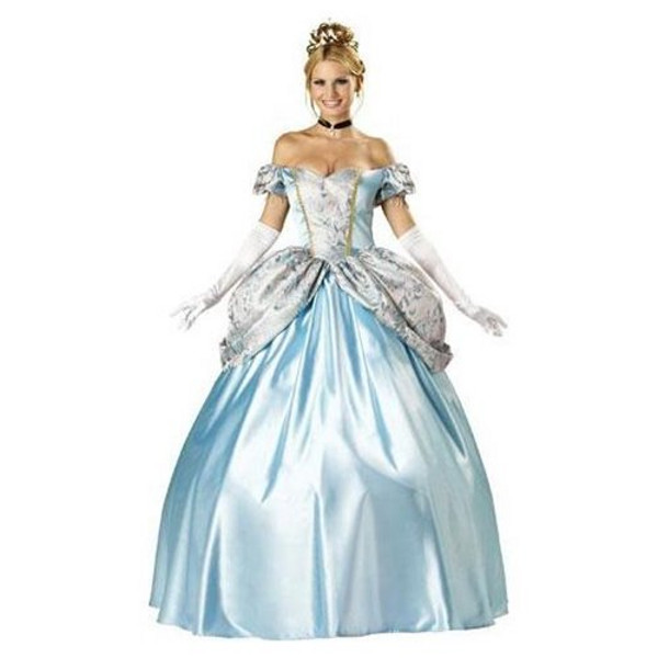 Enchanting Princess Halloween Costume For Women