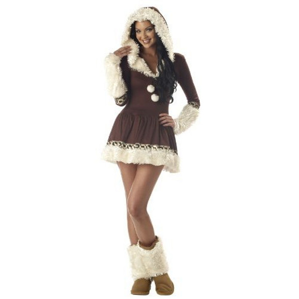 Eskimo girl Hallowen Costume for Women