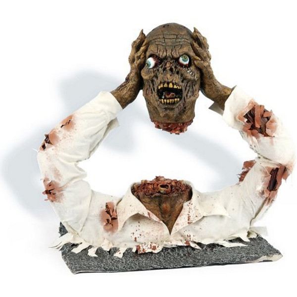 Headless Zombie Halloween 2012 Prop