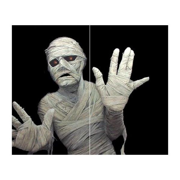 Mummy Halloween Window Decoration