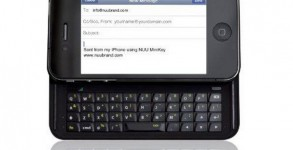 Nuu K1 bluetooth keyboard