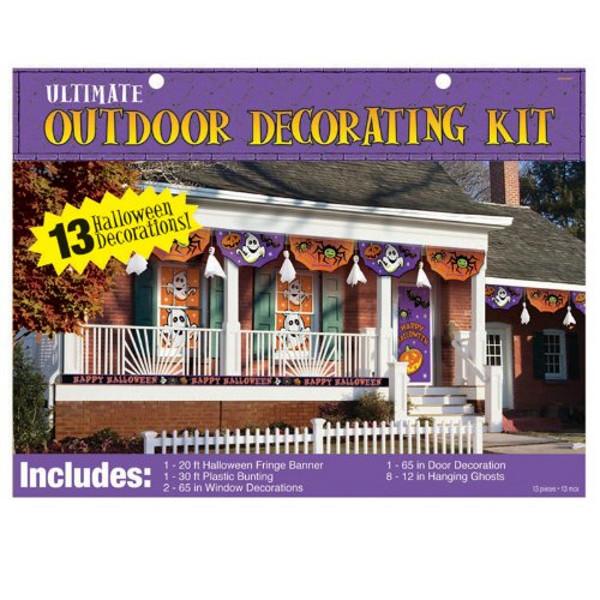 Outdoor Halloween Kit
