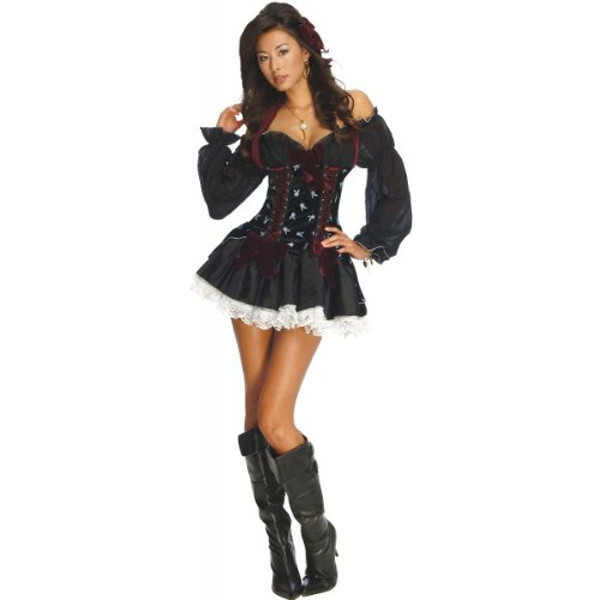 Pirate Girl Halloween Costume for Women