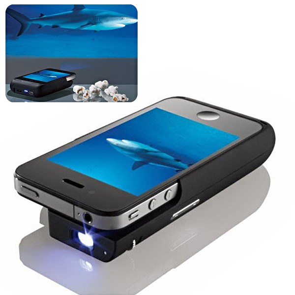 Iphone 4 Pocket Projector