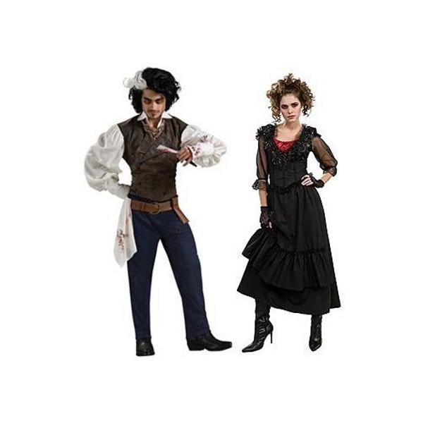 Sweeney Todd Halloween Costume