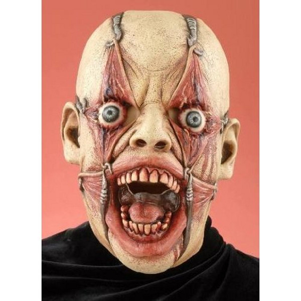tortured man scary halloween mask - Scary Halloween Masks Images