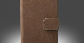 Vintage Leather Case Cover for iPhone 5