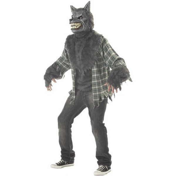 Ware Wolf Halloween Costume for Men