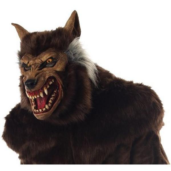 Warewolf Scary Halloween Mask