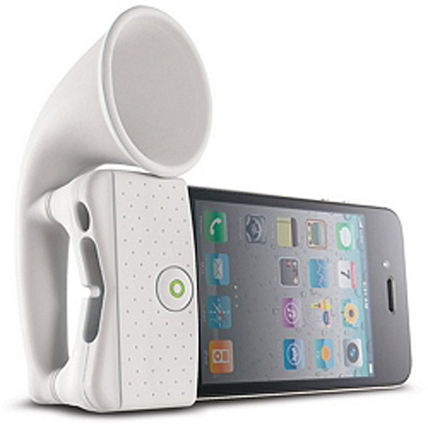 Portable Amp for iPhone