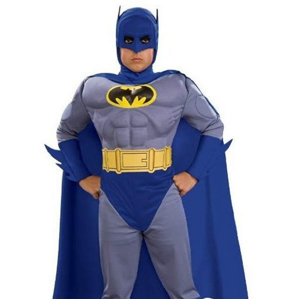 batman halloween costume for boys