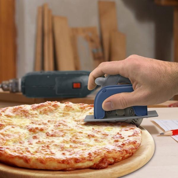 Circular Saw Pizza Slicer