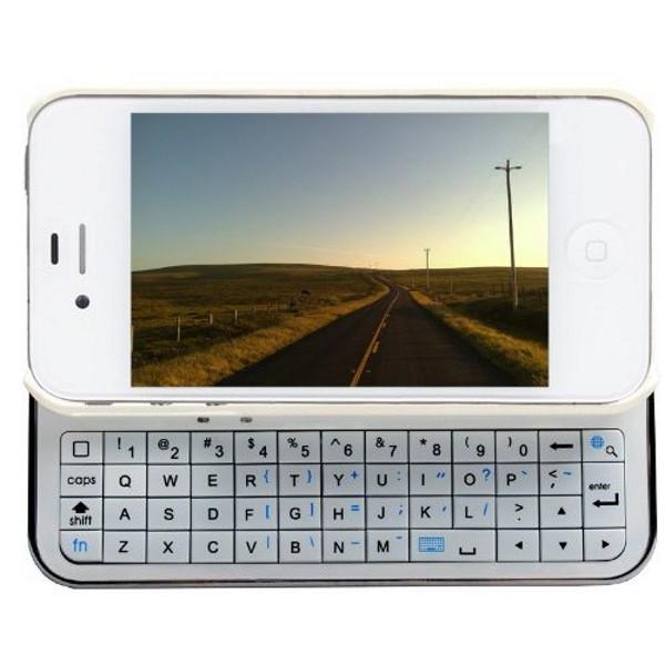 iPhone 4 Bluetooth Keyboard White