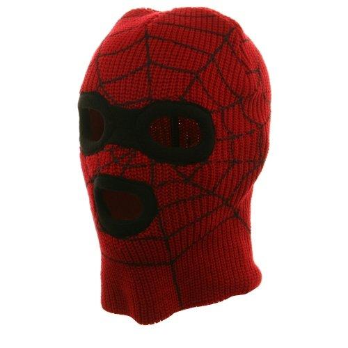 Spiderman Ski Mask