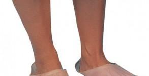 vinyl funny slippers
