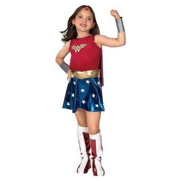 wonder woman halloween costume for girls