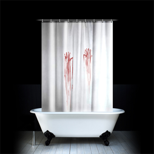 Bloodbath Shower Curtain