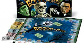 Boo Opoly Halloween Board Game