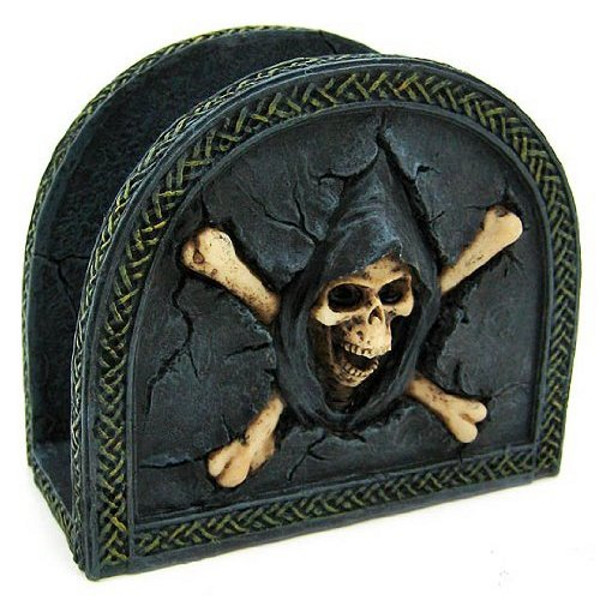 Grim Reaper Napkin Holder