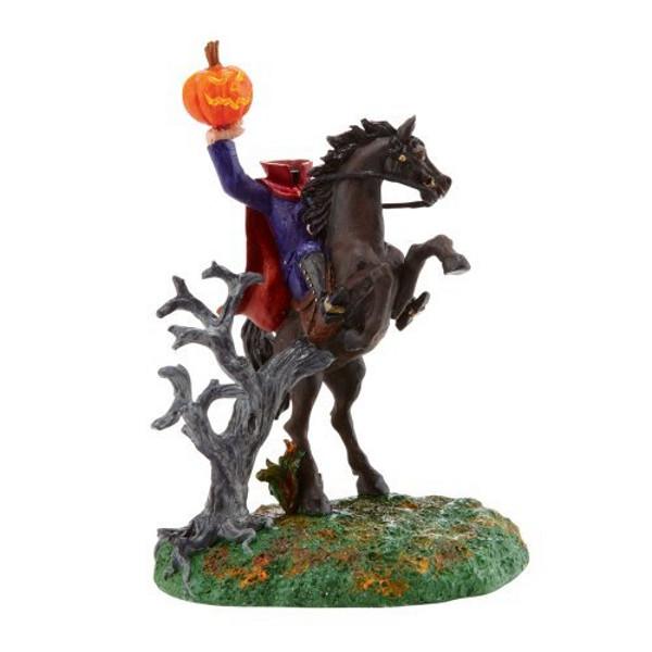 Halloween Village Headless Horseman