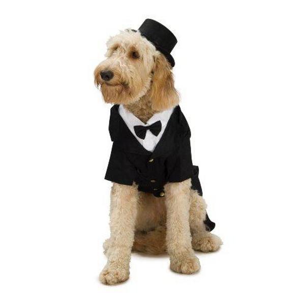 Tuxedo Halloween Costume for Dogs