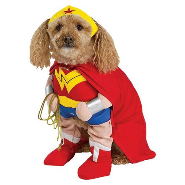 Wonder Woman Dog Halloween