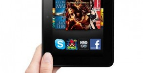 2.Amazon Kindle 7'' HD 32 GB