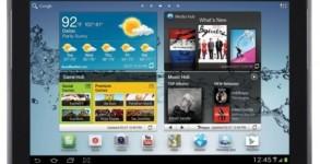 Samsung Galaxy Tab 2 7''