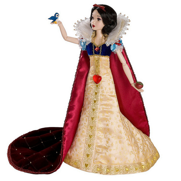 Deluxe Snow White Doll