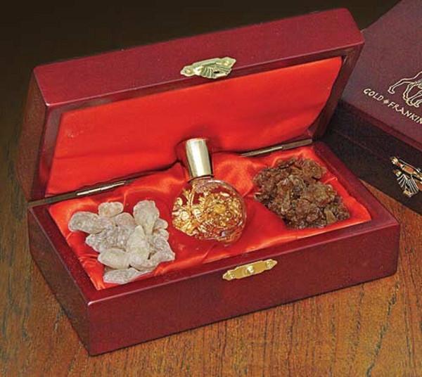 Original Christmas Gift of Three Kings