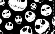 Jack Skellington Blanket with Sleeves