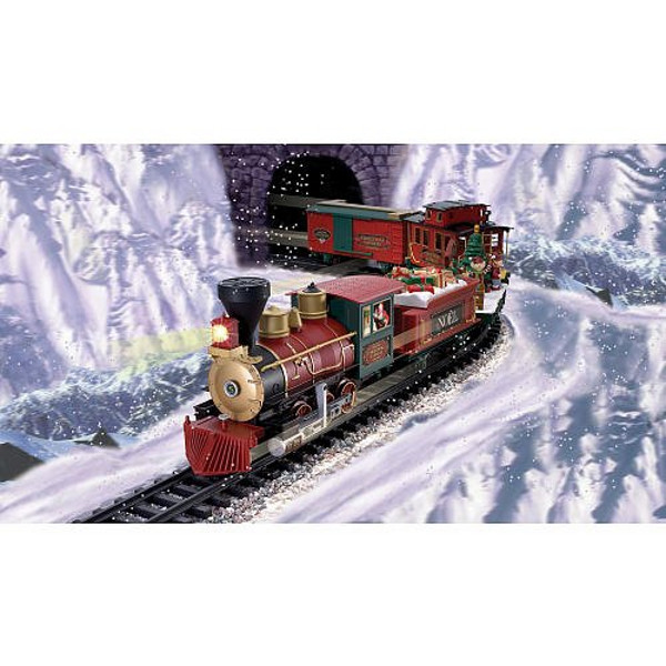 Radio Control Holiday Train Set